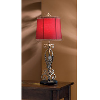 Antique Ornate Table Lamp by Coaster Furniture