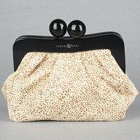 The Amy Makeup Pouch in Leopard Pony Hair : Mata Hari : Karmaloop.com - Global Concrete Culture