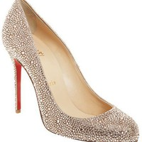 Christian Louboutin Fifi Strass [2011121504] - $194.00 : Christian Louboutin Shoes Sale, Enjoy 77% Off On Designer Outlet