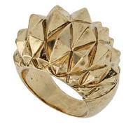 Metal Ridged Ring - Rings - Jewellery - Accessories - Topshop