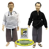 Lost Jacob and Man in Black 8-Inch Figures - SDCC Exclusive - Bif Bang Pow! - Lost - Action Figures at Entertainment Earth