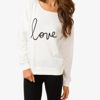 Love PJ Pullover