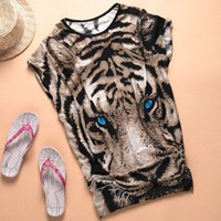 Tiger Shirt (one size) from Tights for All