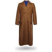 ThinkGeek :: Doctor Who 10th Doctor's Coat