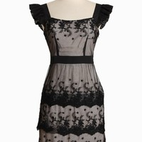milestone tiered lace dress at ShopRuche.com, Vintage Inspired Clothing, Affordable Clothes, Eco friendly Fashion