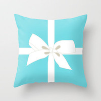 Surprise Throw Pillow by SalbyN | Society6