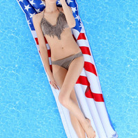 Urban Outfitters - Americana Pool Float
