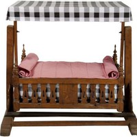 One Kings Lane - Vintage + Market Finds - Antique Burmese Crib