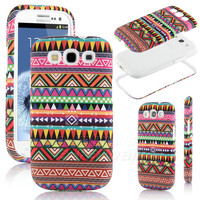 High Impact Pink Tribal Case for Samsung Galaxy S3