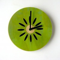 Objectify Fruity Clocks
