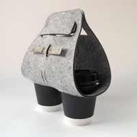 Objectify Tota Coffee Carrier Deluxe