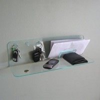 Objectify &quot;Stuff Central&quot; Wall Organiser