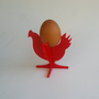 Flapping Hen Egg Cup