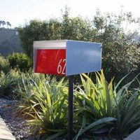 Box Design Urban Mailbox