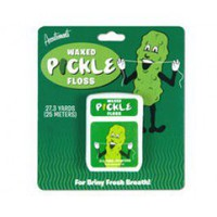 Pickle Dental Floss
