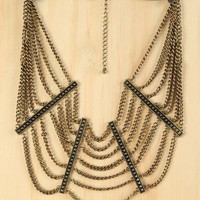 Urban Goddess Necklace