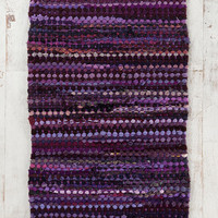 Ribbon Rag Rug