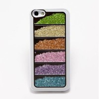 Amazon.com: Newsh Bling Bling Rainbow Swarovski Element Rhinestone Crystal Cover Case For Iphone 5 White Color: Cell Phones & Accessories
