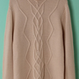 @Free Shipping@ Women Blends Beige Sweater One Size omss010be from Voguegirlgo