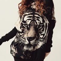 Brand New Eye of the Tiger Sweater Jumper