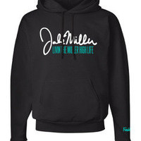 Freshletes  Jake Miller Autograph Hoodie