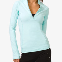High Collar Running Jacket