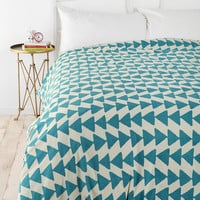 Magical Thinking Arrowhead Duvet Cover