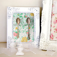 FRAME and Photo Shabby Chic Print Vintage Style 5x7 by petekdesign
