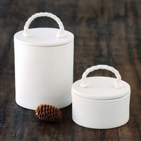 Rope Canisters : Branch: Sustainable Design for Living