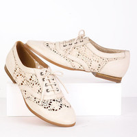 Elliot Lace Oxford at Alloy