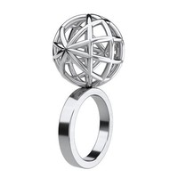 Sphere Ring : LUSASUL