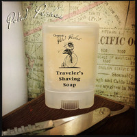 Traveler's Shaving Soap