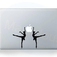Ballet---Macbook decal Macbook sticker Mac decal Mac sticker  Mac decal Macbook pro decal Macbook air decal ipad decal iphone decal
