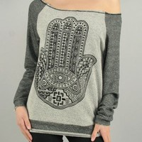 Hamsa Sweater