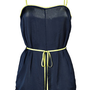 Juicy Couture - Regal Navy Satin Romper