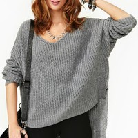 Cambridge Knit - Gray