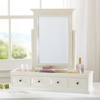 Hannah Beauty Vanity Topper