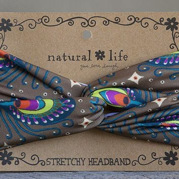 Stretchy Headbands From Natural Life