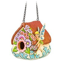 Tinker Bell Birdhouse by Jim Shore | Disney Store
