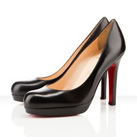 Christian Louboutin Bruges 120mm Black Pump [2011111502] - $169.00 : Christian Louboutin Shoes Sale, Enjoy 77% Off On Designer Outlet