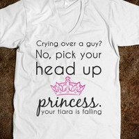 Head up princess