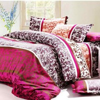 Microfiber 4pcs Bedding Set 1