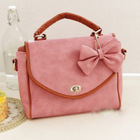 Fashion Dimensional Bow Handbag on Luulla