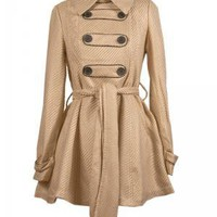 The Aspen Girl Coat | Indie Retro Vintage Inspired Coats| Poetrie