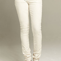 Carson Stretch Cord Skinny at Alloy