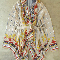 Willow Harvest Wrap Cardigan [3268] - $74.00 : Vintage Inspired Clothing & Affordable Fall Frocks, deloom | Modern. Vintage. Crafted.