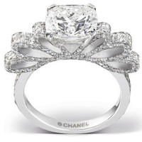 Style Inspirations / Chanel Engagement Ring