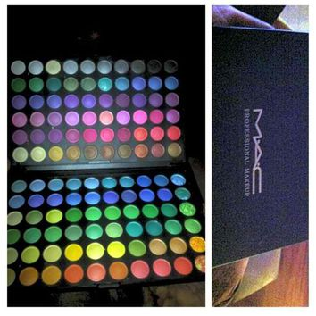 MAC inspired 120 color pallet