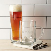 Beer Glasses + Mugs | west elm