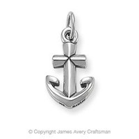 Anchor Cross Charm from James Avery